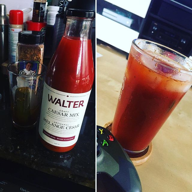 Happy Canada Day #happycanadaday #bloodyceasar - from Instagram