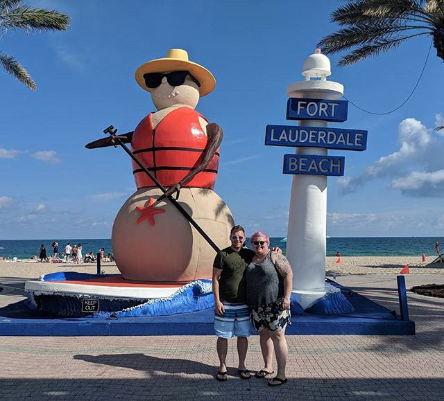 Hello from Ft. Lauderdale! - from Instagram